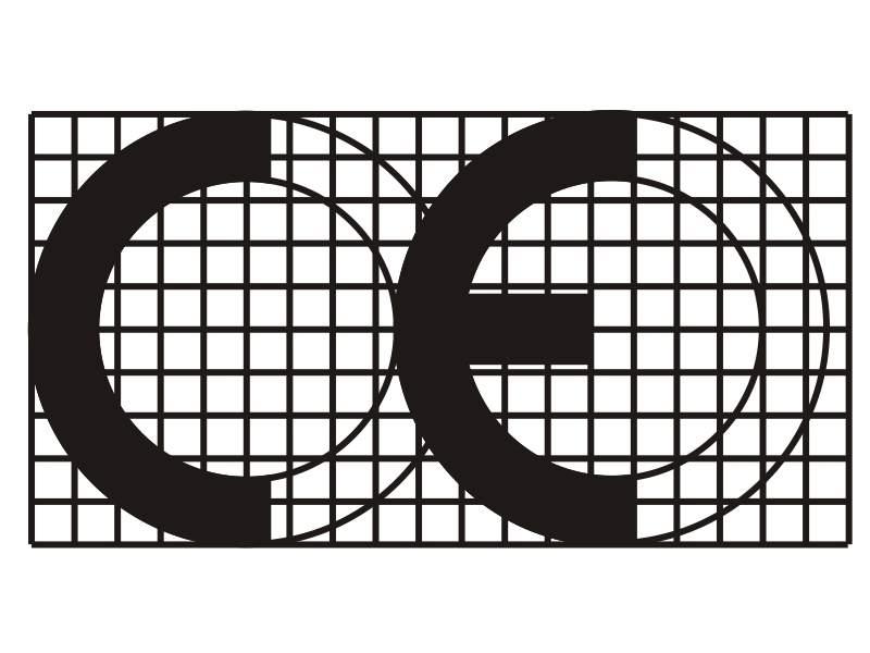 Proporcje znaku CE