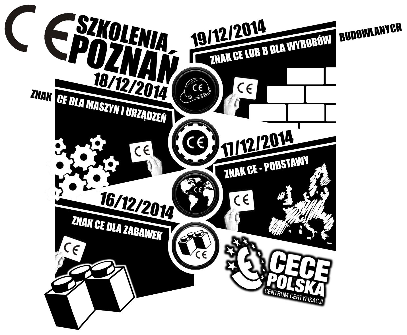 Znak CE szkolenie w Poznaniu