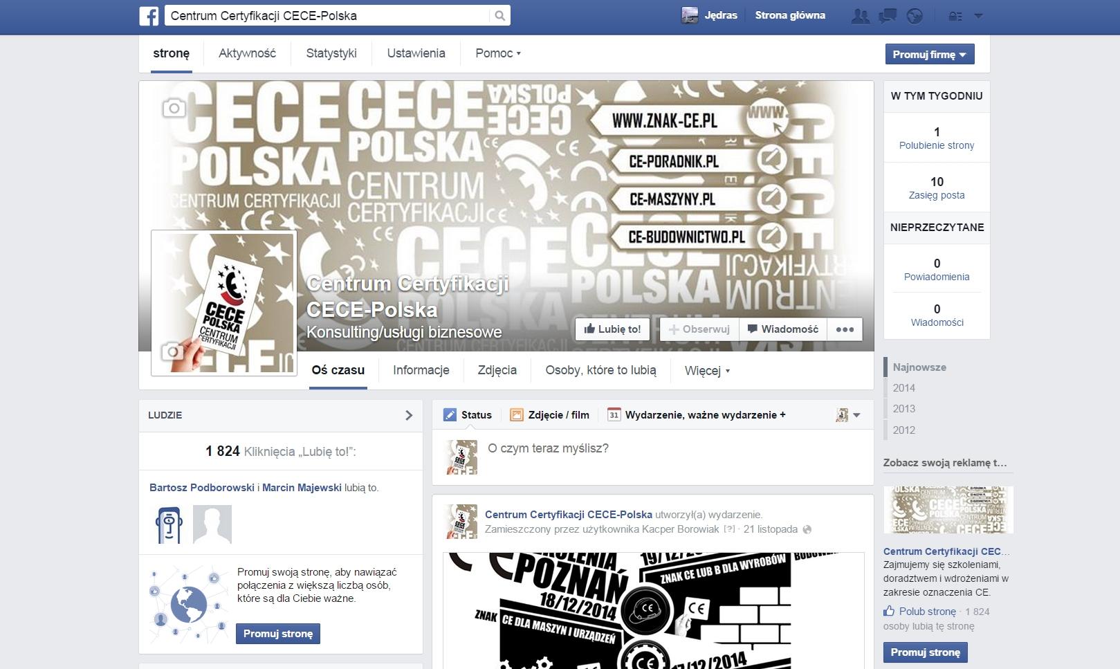 funpage CECE-Polska
