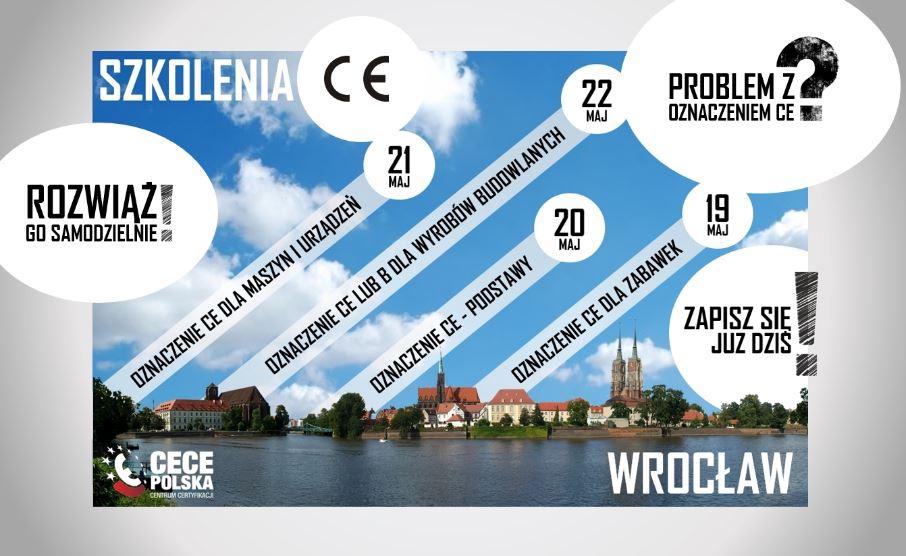 Szkolenia dotyczące znaku CE - Wrocław