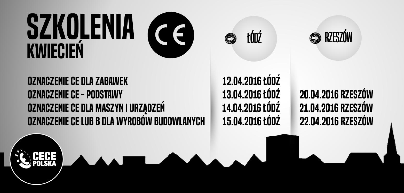 Szkolenie znak CE w Katowicach